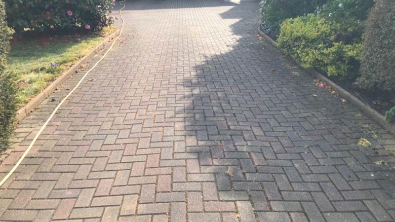 driveway cleaners llanelli swansea