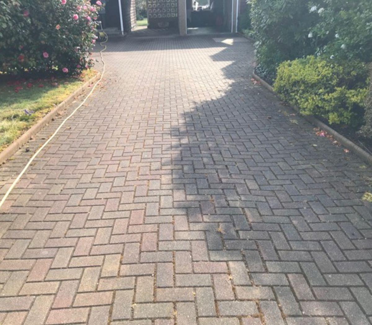 driveway cleaning company llanelli swansea