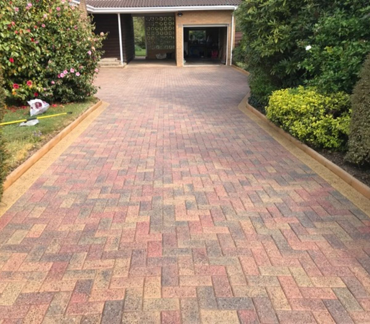 driveway cleaning company llanelli