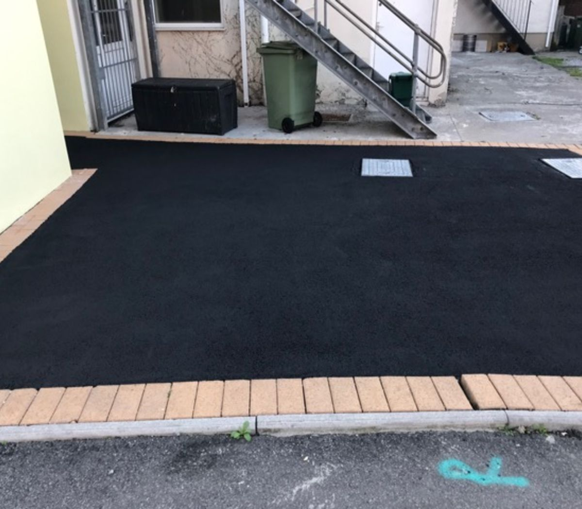 driveway cleaning company swansea llanelli